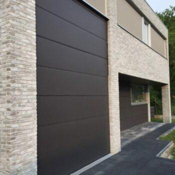 Gevelbekleding / bekleding garage Eternit
