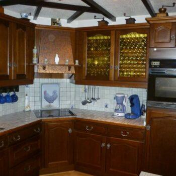 Keuken VOOR lakwerken